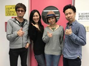 2017.1.23FM岡山出演