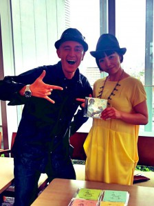 マークパンサーさんとわたし@神戸ラジオ2019.5.18